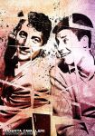 Dean Martin e Jerry Lewis by metaltoby