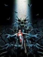 The Awakening - A Vampirella Tribute by seanearley
