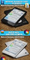 Miphone Business Card V3 Bundle by flashdo