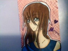 Megumi Second Try by AnimeDrawerandFan123