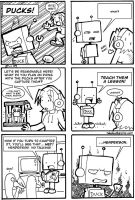 Robot In The City - 1-15 by soks2626
