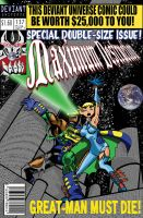 Maximum Destruction No 137 by bogmonster