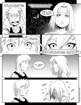 The Staring Challenge pg30 by the-pooper