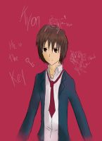 Kyon by Shadeo