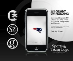 E3iPhone - 053 Sport Team Logo by ogilas