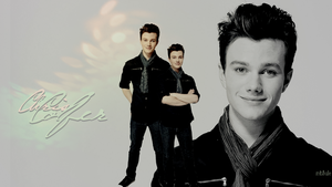 Chris Colfer SBL Wallpaper 3 by mishulka