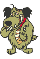 Corpseform Muttley by atoji
