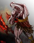 Kratos - 2014 by MastaGnome