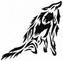 wolf by tuer-las-gnome