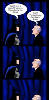 .: BTAS : Batman Vs Alfred :. by Sincity2100