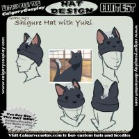 Shigure and Yuki hat entry by Gothic-Inc
