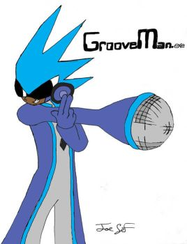 Groovy the Man by TheFreshmore