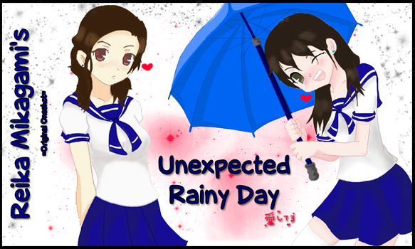Unexpected Rainy Day by reichan39