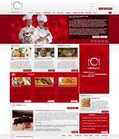 Culinary Zen Site Design by Techmaster05
