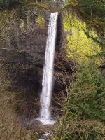 Loutrell Waterfalls by Stoked-Stock