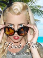 Beachy book cover by Tris-Marie