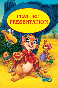 The Secret of NIMH - Feature Presentation by MikeEddyAdmirer89