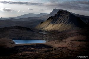 The Quiraing by jeromeguastalla