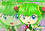 SZ -Cosmo The Seedrian by EliseTheHedgehog26
