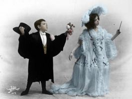 Frederick and Adele Austerlitz by hannah-nolan