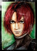 DINO CRISIS by lettherebeart