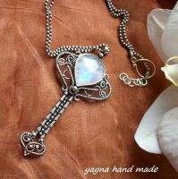 The Cey to Your Heart by yagnahandmade