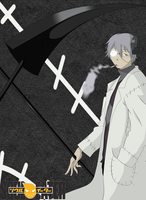 Soul Eater Dr. Stein by SaroTheHedgehog