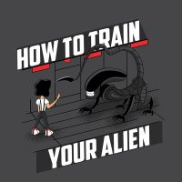 How to train your alien by arth0289