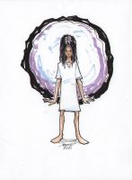 Samara from the Ring by rantz