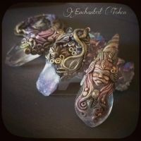 Preview New Pendant! by EnchantedTokenArt
