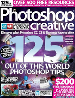 Photoshop Creative Magazine issue 125 by Amro0