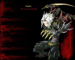 haseo by omy-kun