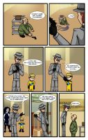 Villainy 1: Page 12 by excelcomics
