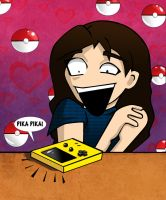 Deviant ID - Gameboy memories by xDEVILISHxCHAOSx