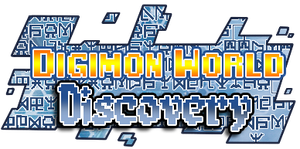 Digimon World Discovery by Vuro