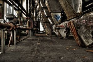 Old factory by stengchen