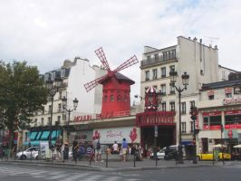 moulin rouge by cassiwoo