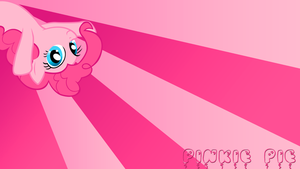 Pinkie Pie Wallpaper by BlueDragonHans