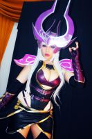 lady syndra by dashcosplay