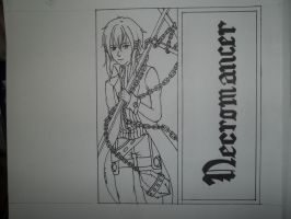 Faust bookmark wip by crazymp24