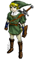 Link the stoic by AWittyStatement