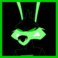 Tech E. Coyote by Loonatics-Rising