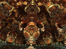 Mayan Troll's Dome by PhotoComix2