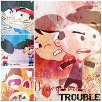 .:I knew you were trouble:. by LittleThingsCxD