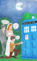 doctor who-dance by giadina96