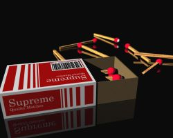 Supreme Matches by Dead-Ant