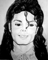 Michael Jackson by SrOller