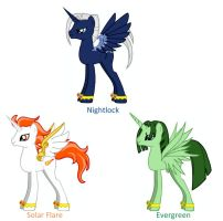 The Alicorn Tridium by mistyfoxx244