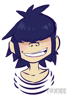Noodle by Toxiee