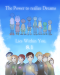 The Power to realize your dreams. by quirkYllogical